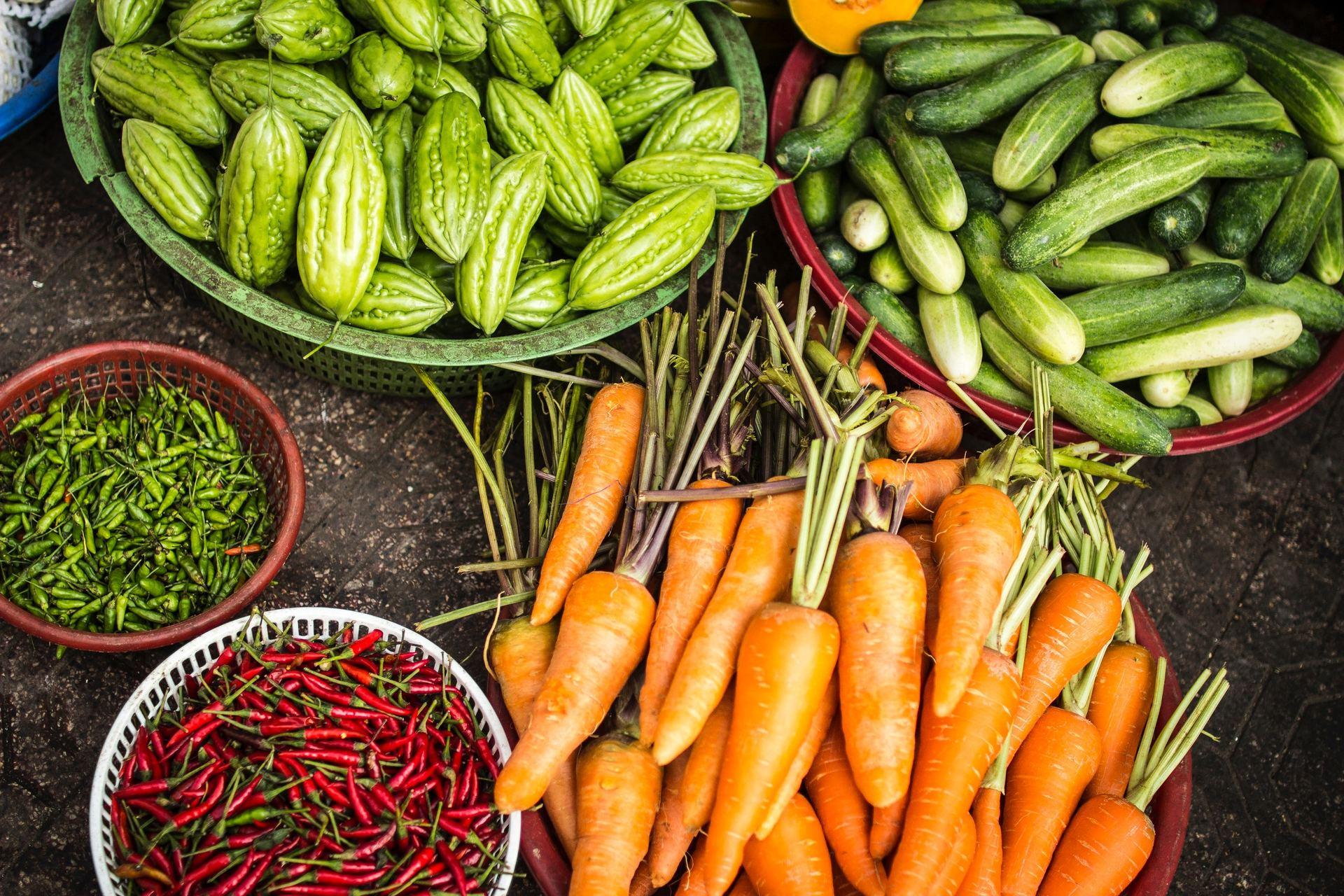 Sådan kan du komme til at spise mere grønt